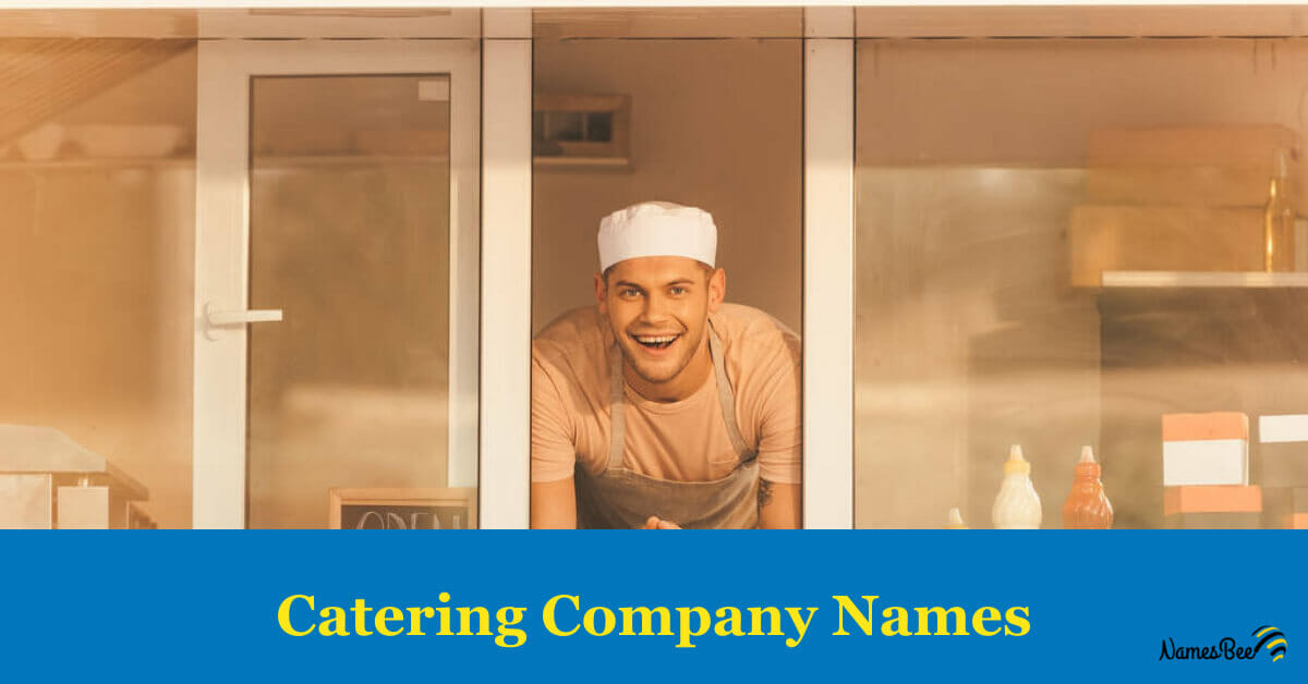 Catering Company Names Ideas