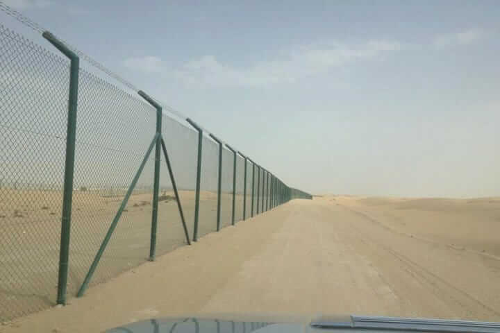 Start Working on Chain Link Fencing And Gate Barriers Projects