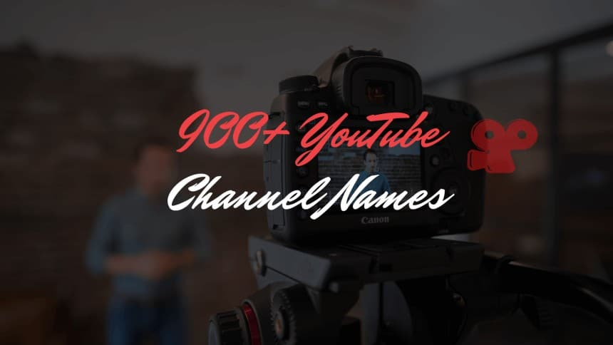 YouTube names that will help you grow quickly