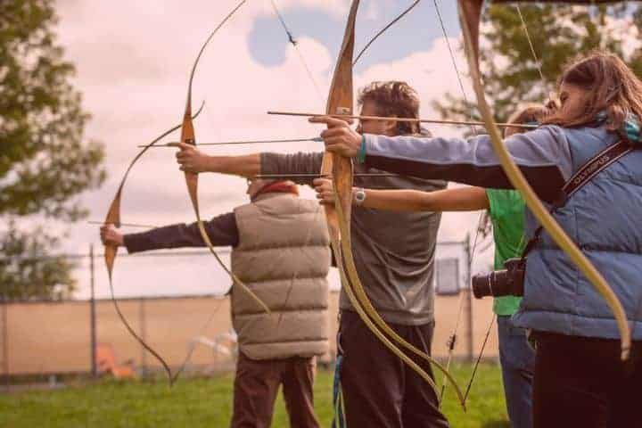 archery names for your company