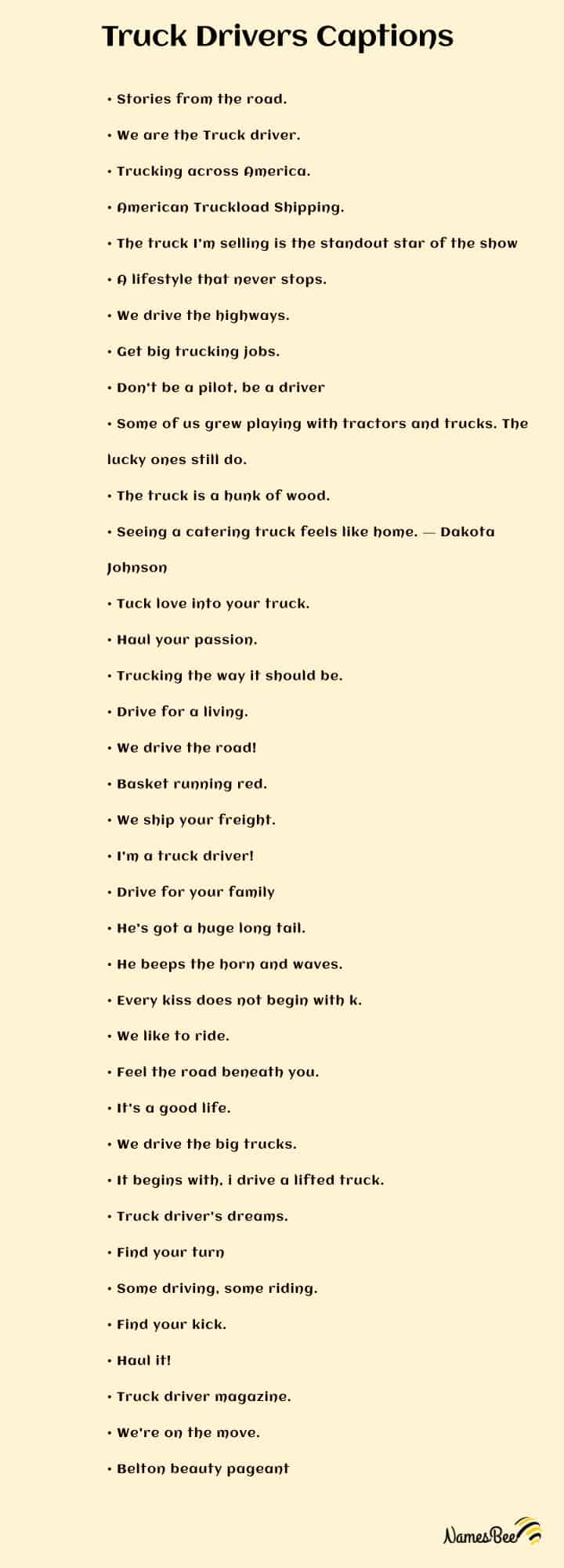 quotes about trucks
